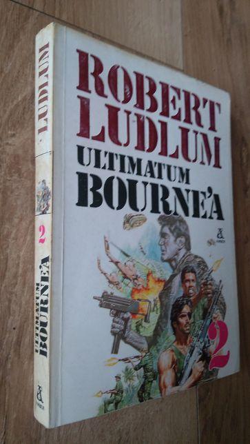 Ultimatum Bornea - Robert Ludlum