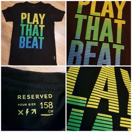 T-shirt, koszulka dla chłopca. Firma Reserved. Rozmiar 158 cm.