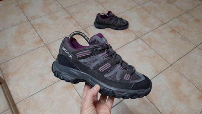 38р,24,5см,Трекинговые ботинки,кроссовки Salomon (Саломон) Sherbrooke