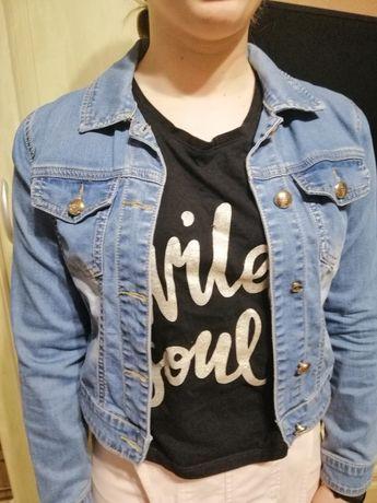 Джинсовий піджак