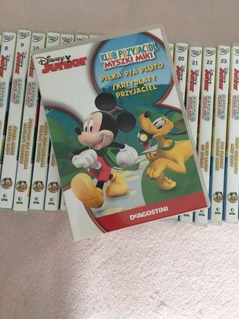 Kolekcja płyt Klub Przyjaciół Myszki Miki