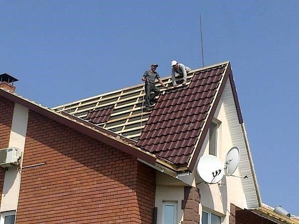 Ремонт, утепление, монтаж крыши Предоставляем гарантию