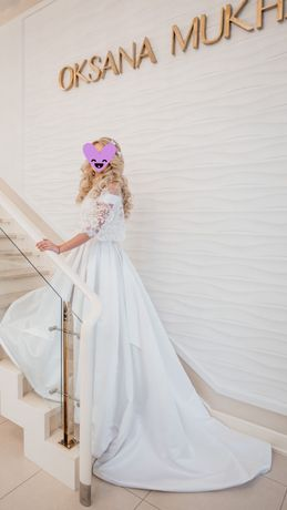 Весільна Сукня BERTINA Oksana Mukha