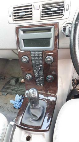 Drewno dekor środkowy ramka ozdobna Volvo v50 s40