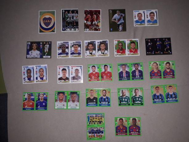 Naklejki Fifa 365, Topps Champions Leauge, Dumni z naszych z Biedronki