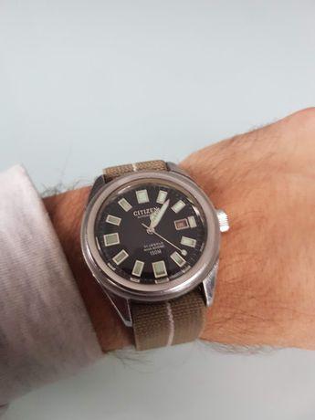 Citizen 52 0110 Vintage Diver Kolekcjonerski
