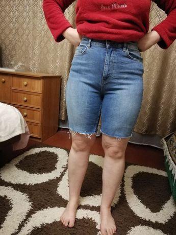 шорты джинсовые девушке или подростку в отличном состоянии
