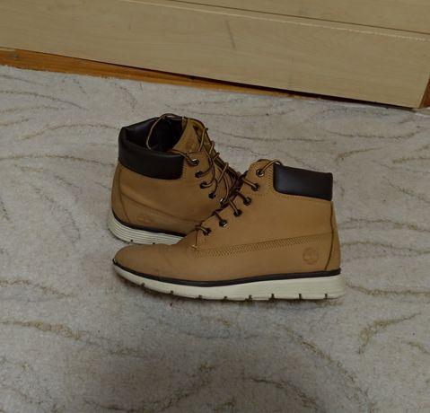 Ботинки Timberland, 36р, стелька 23см,кроссовки, оригинал