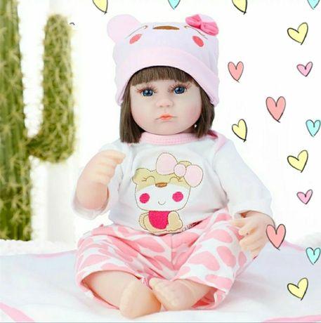 Очаровательная кукла (пупс, малыш)Reborn BabyDoll 42см