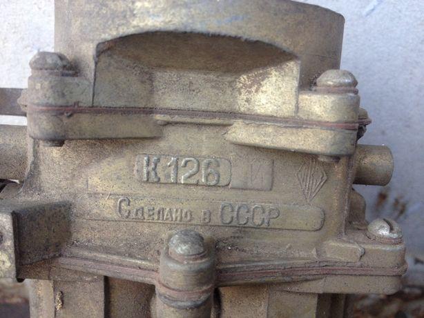 Карбюратор К126