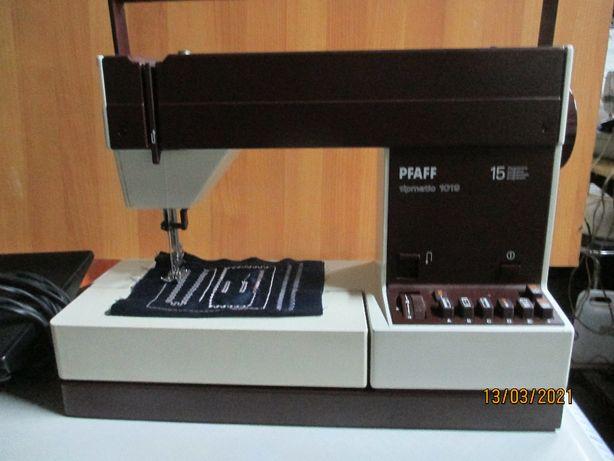 Maszyna do szycia wieloczynnościowa Pfaff - tipmatik 1019!