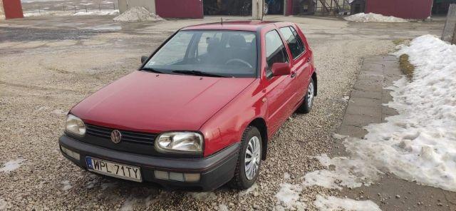 Sprzedam Volkswagen Golf 3