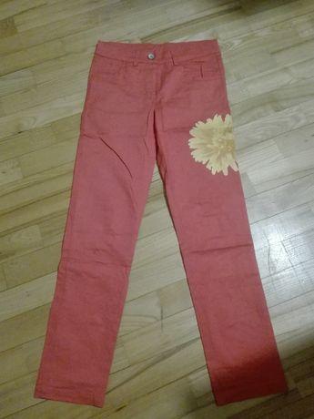 Wójcik śliczne spodnie z kolekcji Słoneczny Blask r. 146