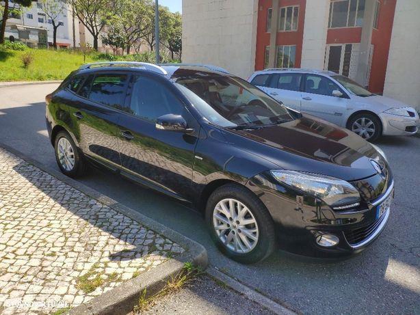 Renault Mégane Sport Tourer 1.5 dCi Bose Edition SS