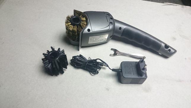 elektryczna szczotka do grila