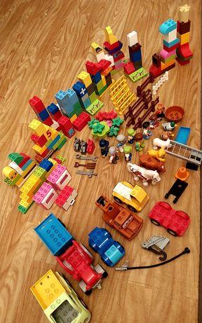 Lego Duplo ogromny zestaw