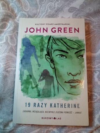John Green - 19 razy Katherine