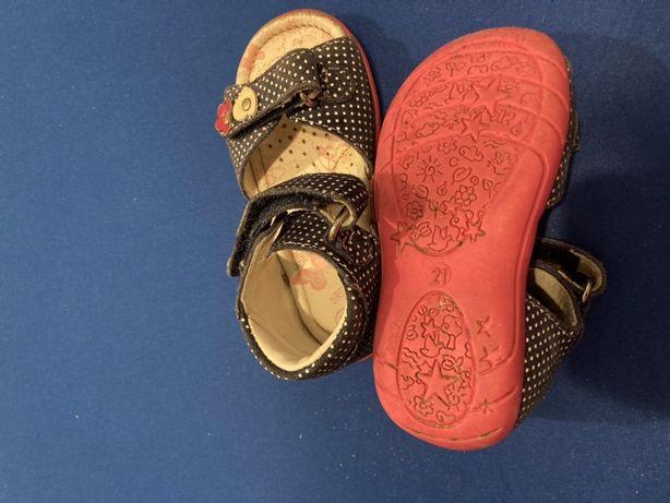 Sandałki firmy bartek rozm 21