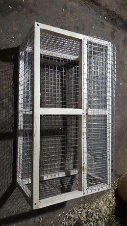 Продам клітку для перевозки кролів