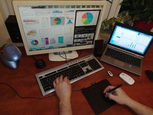 STATYSTYKA, analizy statystyczne, Statistica, Excel, badania