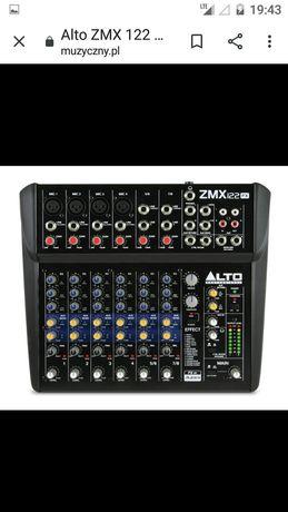 Alto ZMX 122 FX Zephyr mikser analogowy z procesorem efektów Alesis