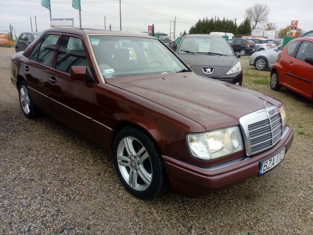 Mercedes 124 3.0 D 1990r.Super stan