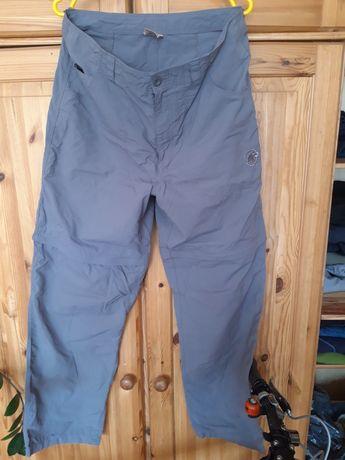 Spodnie trekkingowe Mammut 2 w 1 roz 48 stan BDB Polecam