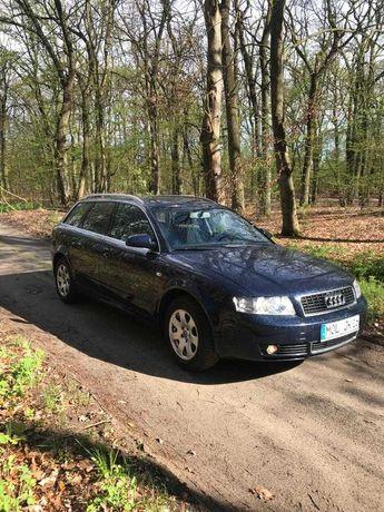 Audi A4 B6 1.9 TDI 130KM Kombi