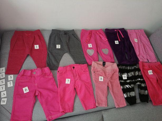 Z. 57.58 Leginsy spodnie 3-6 miesięcy
