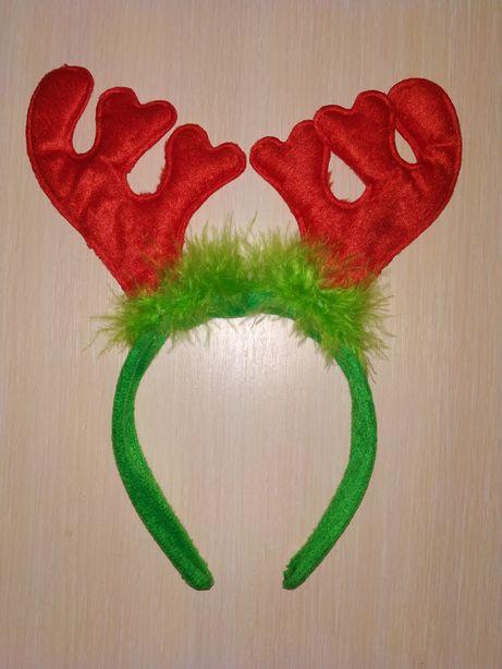 Продам обручи рожки , маски, элемент к карнавальный костюм.