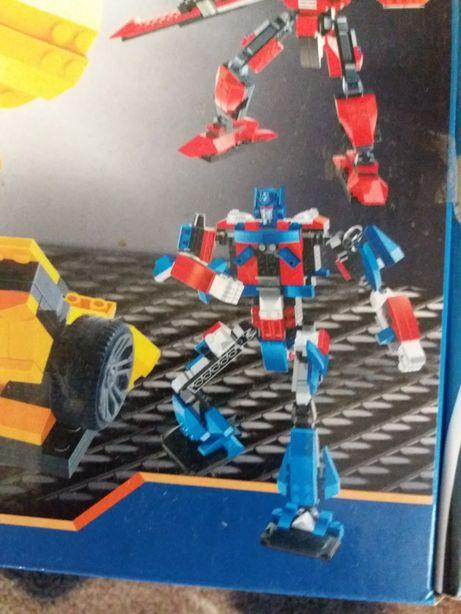 Лего Робот-Трансформер Оптимус Прайм