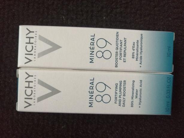 Vichy mineral 89 booster serum 10ml nowe wysyłka krem boster