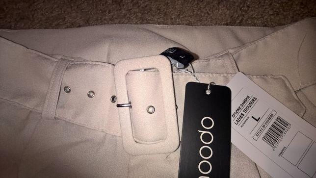 Spodnie Moodo eleganckie