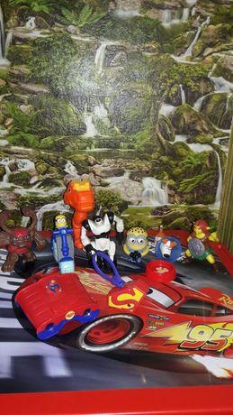 Super men,робот,бинокль