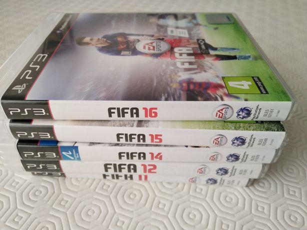 5 Jogos para a Playstation 3