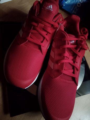 Buty Adidas Galaxy 5 czerwone, nowe, rozmiar 43