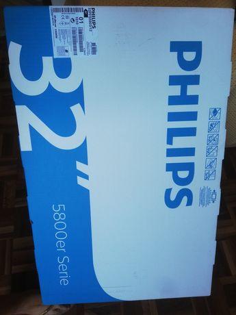 """Smart TV 32"""" Philips_nova baixa de preço"""