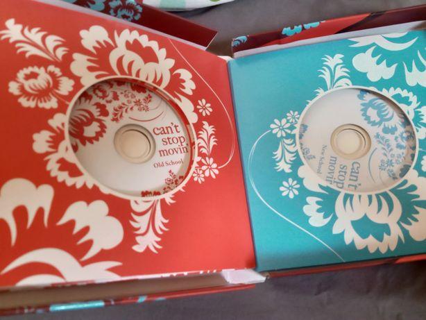 cant stop movin' - funk soul disco New School vs Old School CD