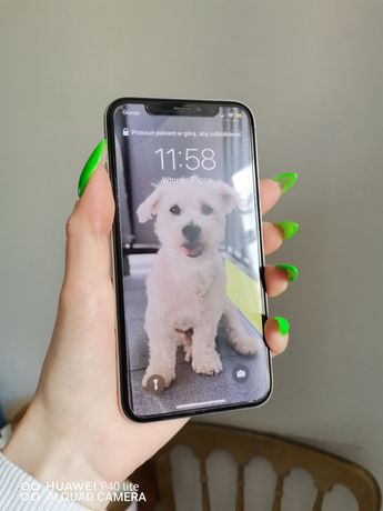 IPhone X 64GB 87Kondycja