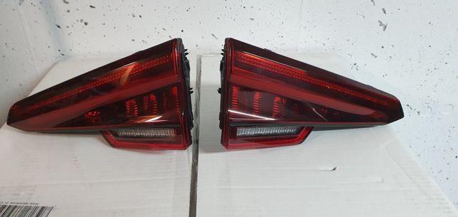 Lampy tył w klapę Audi A4 B9 Sedan USA Matrix Led Przerobione