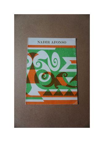 Catálogo Nadir Afonso 1984 Galeria de São Mamede
