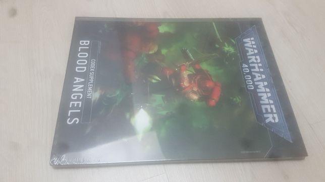 Warhammer 40000 Space Marines Blood Angels Codex Supplement 9 ed