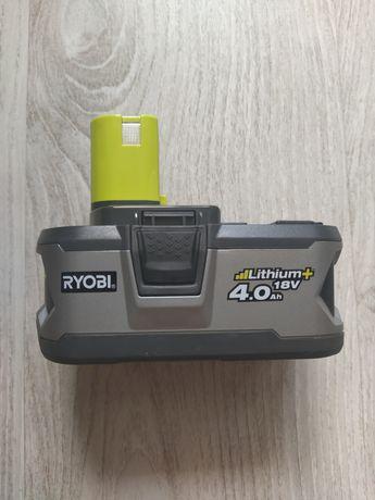Аккумулятор Ryobi 4Ач 18V One+ (Новое)