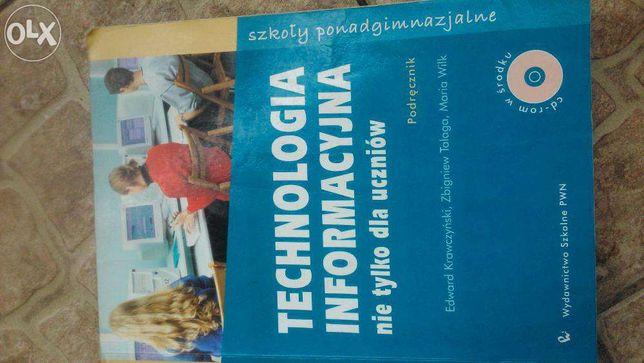 Technologia informacyjna nie tylko dla uczniów.