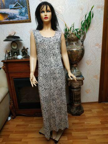 Натуральное платье Atmosphere р.18