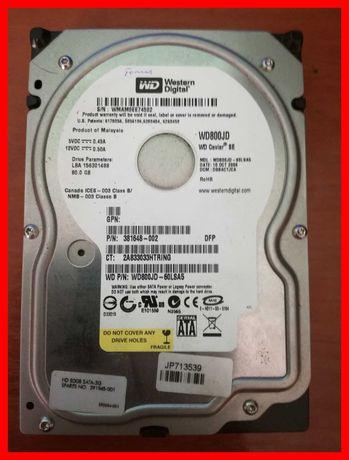 """Dysk HDD 3,5"""" Western Digital WD Caviar SE 80GB/7200RPM/SATA"""