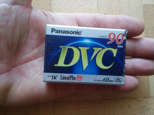 "Kaseta DVC ""Panasonic"""