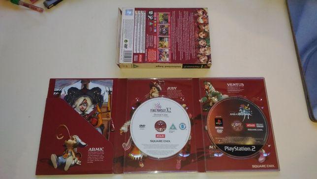 Jogos PS2 - Unlimited Saga, Dark Cloud, Shadow Of Memories