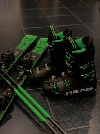 Ботинки для горнолыжного спорта