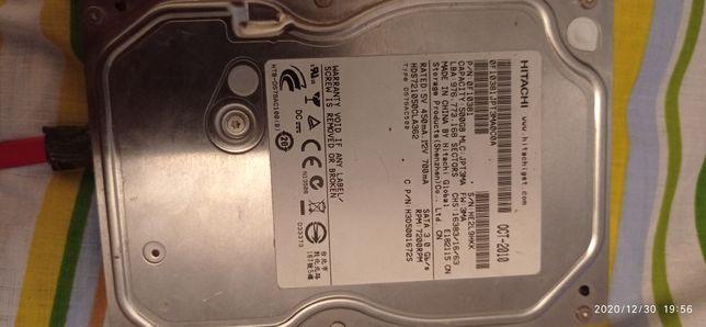 HDD 500 gb sata3 7200 rpm